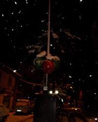 Gece Kış Kar Doğanşehir ( Muhteşem )
