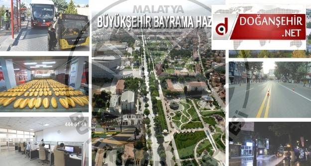 Büyükşehir toplu taşıma araçları bayramın ilk günü ücretsiz hizmet verecek