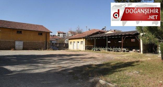 Büyükşehir Doğanşehir'de Dev Projeler Yapıyor