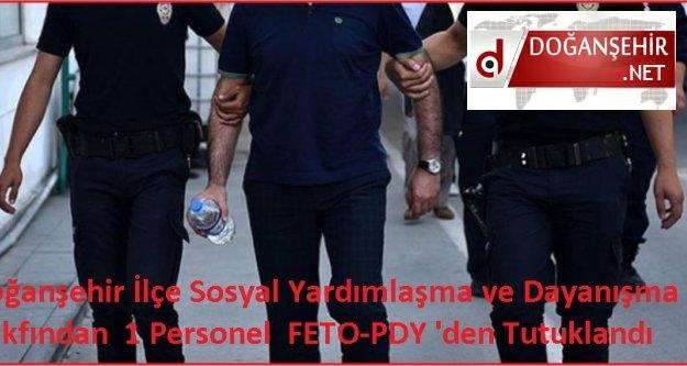 Doğanşehir SYDV'dan 1 Personel  FETO-PDY 'den Tutuklandı