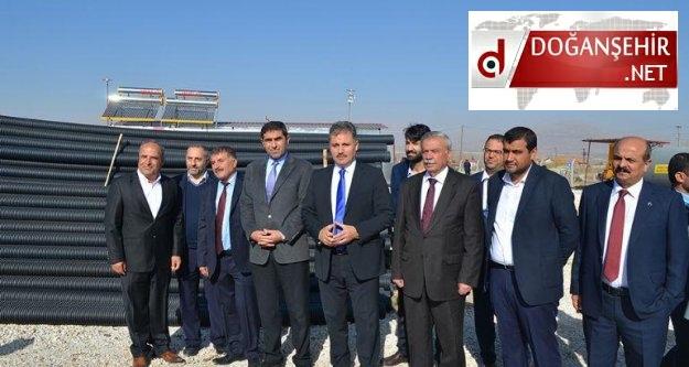 Doğanşehir'e 22 Milyonluk Dev Yatırım
