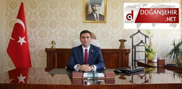 Eski Doğanşehir  Kaymakamı Irgatoğlu görevden uzaklaştırıldı