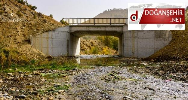 Doğanşehir de 2 ,Kuluncak ta 4 Köprü Yapımı Bitmek Üzere...
