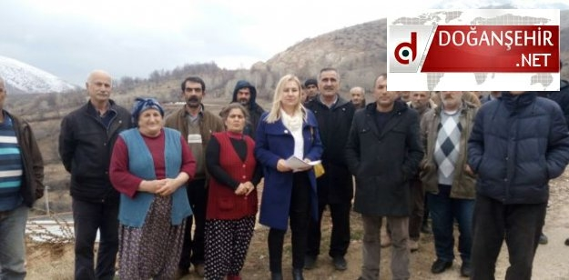 İHD Malatya Şubesi'nden demir maden ocağına tepki