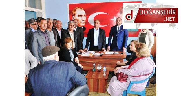 Doğanşehirli Özgür BOZKURT İyi Parti Den Aday Adaylığını Açıkladı.(Videolu Haber)