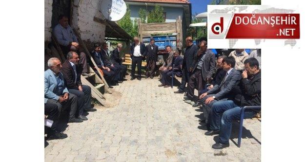 İyi Parti Doğanşehir de Erken Seçim Çalışmalarına Başladı