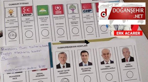 AKP 'mühürlü' oy pusulası dağıtıyor iddiası