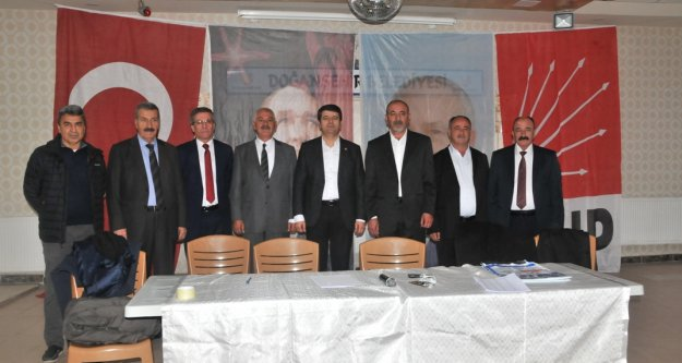 CHP Doğanşehir Belediye  Başkan Adayı Ön Seçimle Belli Oldu. Videolu Haber