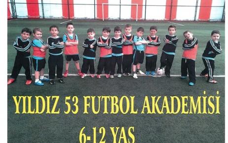 53 FUTBOL AKADEMİSİ