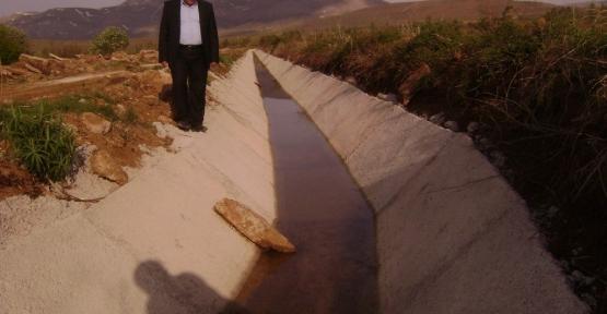 Doğanşehir de Sulama Sezonu Sona Erdi Bildirildi