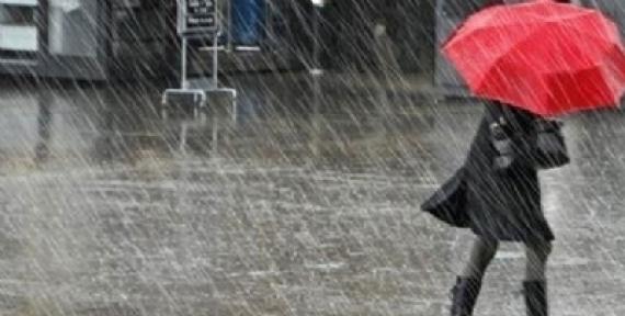 Meteoroloji den Yağış Müjdesi