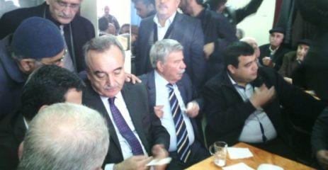 Ak Parti Sürgüde Seçim Bürosu Açtı