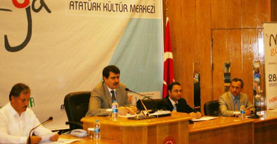 Ankarada 3 uncu Malatya Günleri ile İlgili Toplantı Yapıldı