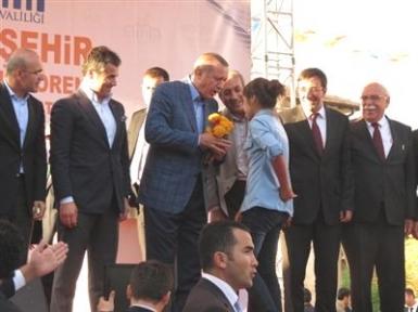 Başbakan Erdoğan Toplu Açılışa Katıldı Detaylar