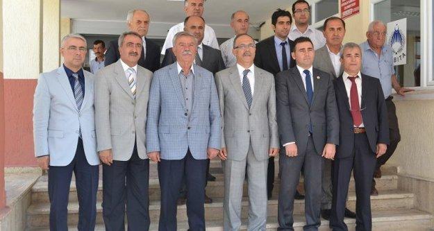 Doğanşehir'e Meslek Yüksekokulu  Geliyor
