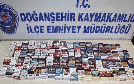 Doğanşehir'de Esnafı Canından Bezdiren 2 Hırsız Yakalandı