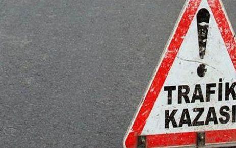 Doğanşehir'de Trafik Kazası: 4 Yaralı