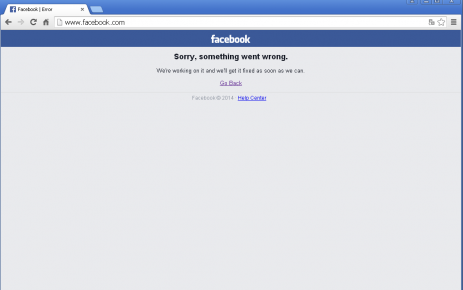 Facebook'a neden girilmiyor?