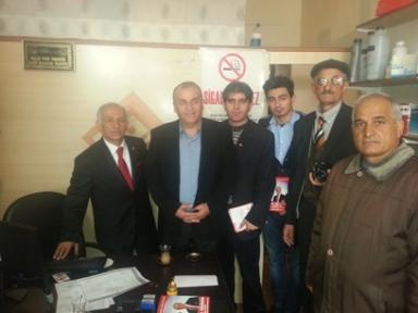 İşçi Partisi Malatya BüyükŞehir Belediye Başkanın Doğanşehir Ziyaret Etti