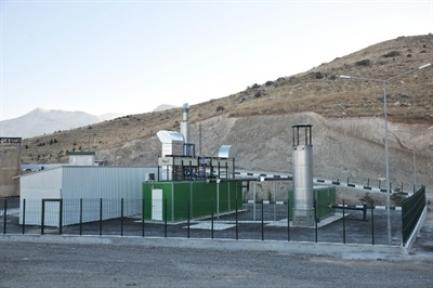 Malatya Belediyesi Çöpten Elektrik Üretmeye Başladı