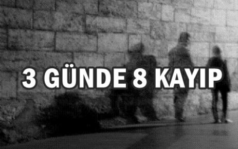 Malatya'da 3 Günde 8 Kişi Kayboldu