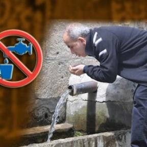 Malatyada Bazı Köylerde Suların Uygun Olmadığı Ortaya Çıktı