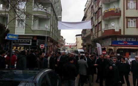 Milletvekili Öz; İlk Seçim Ziyaretini Doğanşehir'e Yaptı