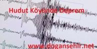 Doğanşehir Hudut Köyünde Deprem Oldu