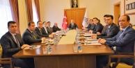 2017 Yılının İlk Mülki İdare Amirleri Toplantısı Gerçekleştirildi