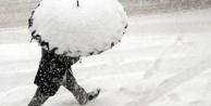 Kuvvetli Kar Yağışı Uyarısı !