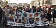 Malatya da 10 Ekim 2015 tarihinde Ankarada yaşanan katliamda hayatlarını kaybedenler için anma etkinliği düzenlendi.