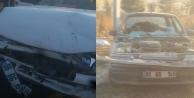 Doğanşehir de Trafik Kazası 1 Yaralı (Videolu Haber )