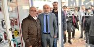 İyi Parti Doğanşehir de Esnaf Ziyaretin de Bulundu