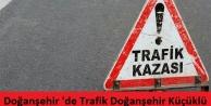 Doğanşehir Küçüklü Mahallesinde Kaza 1 Ölü, 1 Yaralı