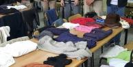 Doğanşehirli  Hayırsever den  İhtiyaç Sahibi Olan 130 Aile Kışlık Kıyafet   Yardımı