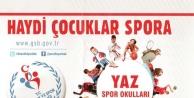 Doğanşehir İlçe Gençlik ve Spor Müdürlüğü Yaz Spor Kursları Kayıtları Başladı