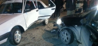 Doğanşehir'de Trafik Kazası