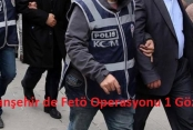 Doğanşehir de Fetö Operasyonu 1 Gözaltı