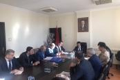 Doganşehir Bağımlılıkla Mücadele Toplantısı Yapıldı