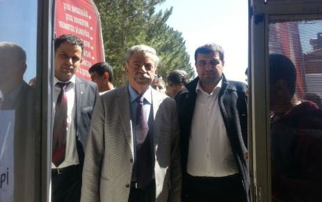 Yeni Belediye Başkanı Vahap Küçük Doğanşehir Esnaf Ziyaretinde Bulundu