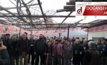 EMEP'ten Dedeyazı köylülerine dayanışma ziyareti