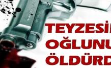 Cavuşlu 'da  Alacak Meselesi Yüzünden Teyzesinin Oğlunu Vurdu