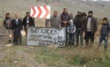 Doğanşehir Belediyesi Köyün  Mezarlığını Sattı