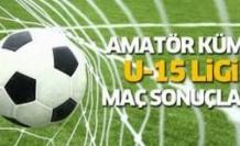 Malatya Amatör Küme Futbol Ligi 9 uncu Hafta Sonuçları