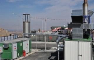 Çöp Gazdan Elektrik Üretim Tesisi Üstün Başarı...