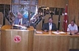 İl Genel Meclisi Eylül Toplantıları Başladı