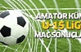 Malatya Amatör Küme Futbol Ligi 7 inci Hafta Sonuçları...