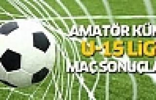 Malatya Amatör Küme Futbol Ligi Sonuçları