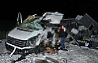 Malatya Doğanşehir yolunda Katliam Gibi Kaza 6 Ölü