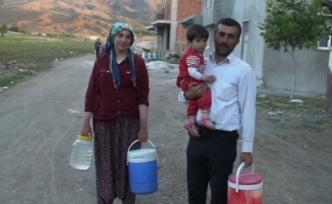 Kurucuova daki İçme Suyu Sorun